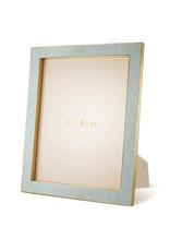 8x10 Classic Shagreen Frame - Mist