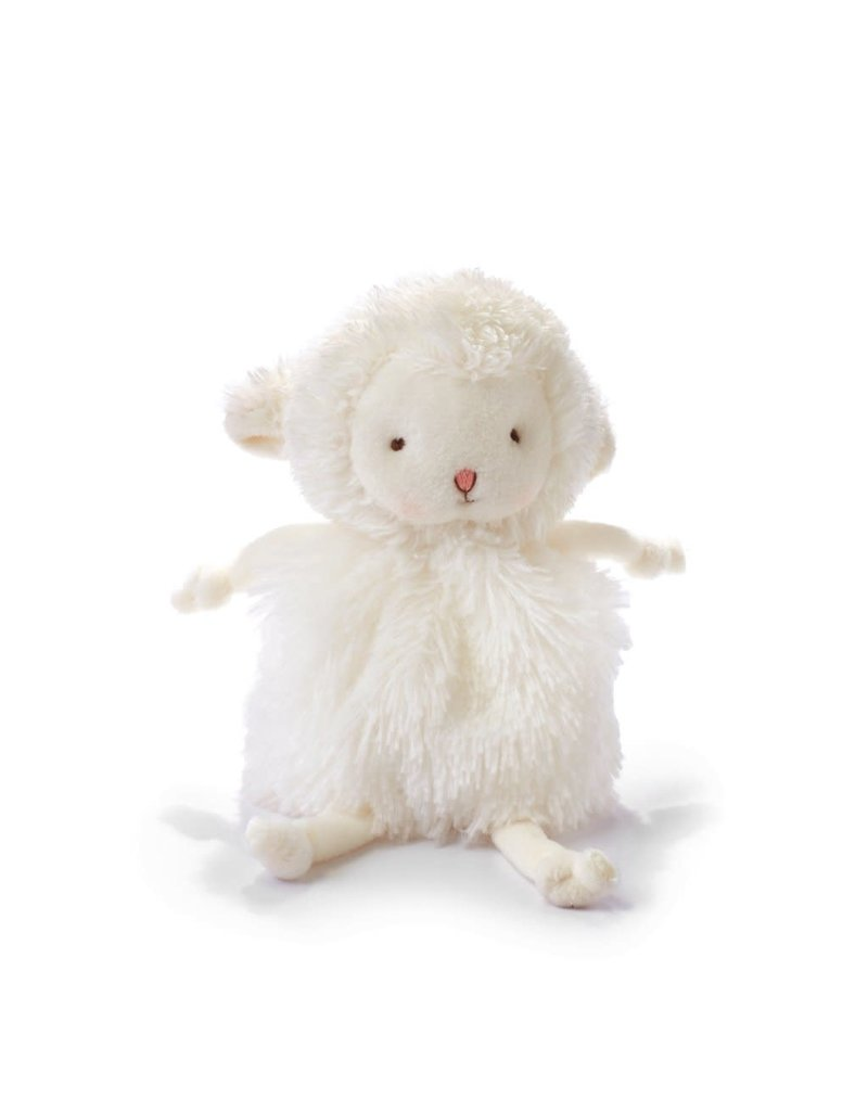 Roly Poly Kiddo White Lamb