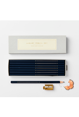 Pencil Set - Navy