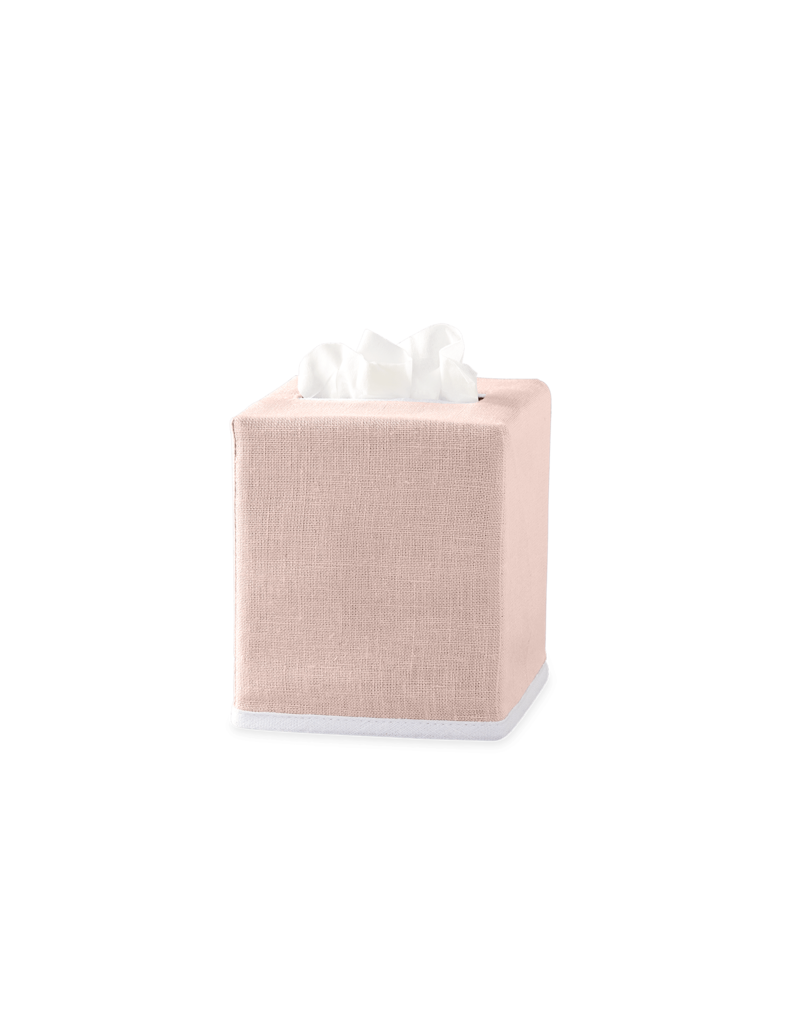 Chelsea Tissue Box Cover - Pink