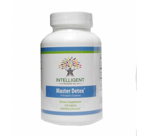 Intelligent Nutrition, Inc. Master Detox