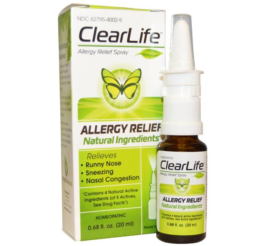 Clearlife Allergy Relief Spray