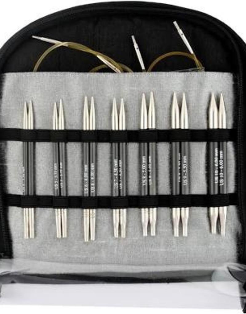 Knitter's Pride Knitter's Pride Karbonz Interchangeable Deluxe Set