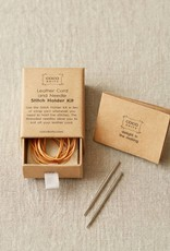 Cocoknits Cocoknits Leather Cord and Needle Stitch Holder Kit