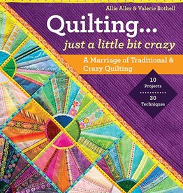 Quilting... Just a Little Bit Crazy