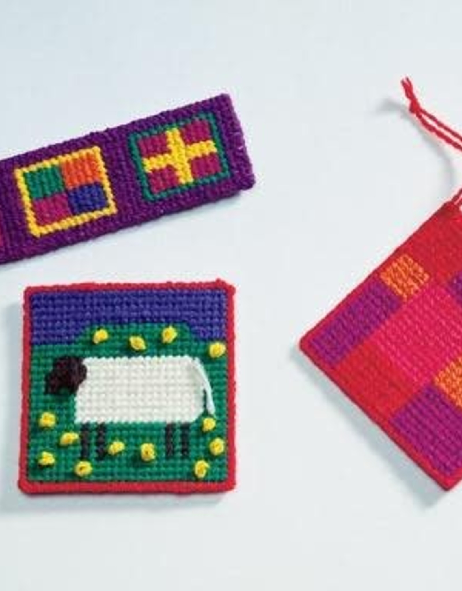 Harrisville Designs Needlepoint Kit for Kids