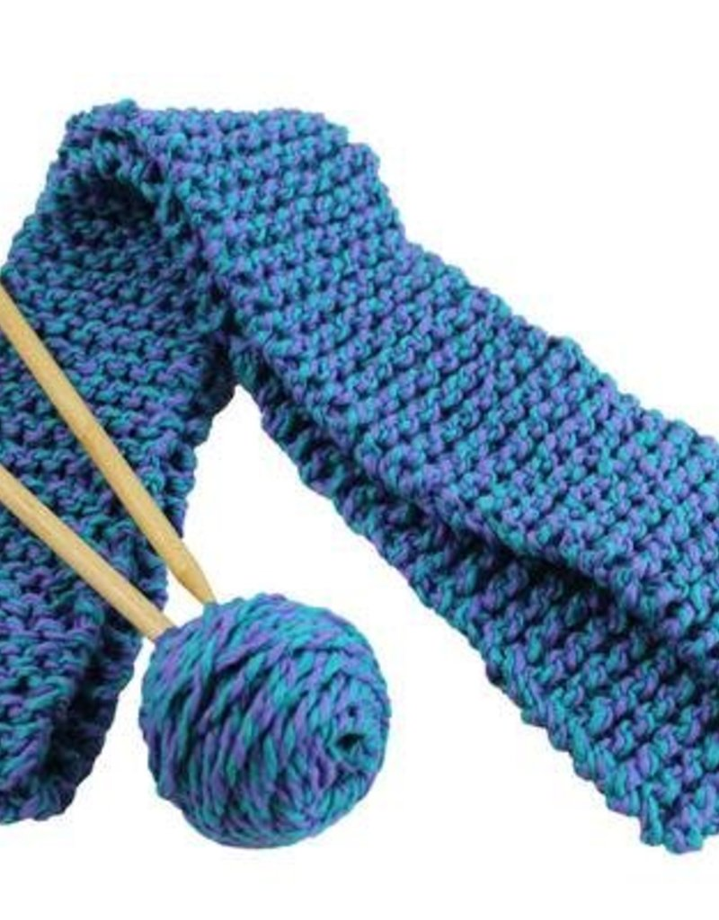 Scarf Kit Quick To Knit The Makery Shop
