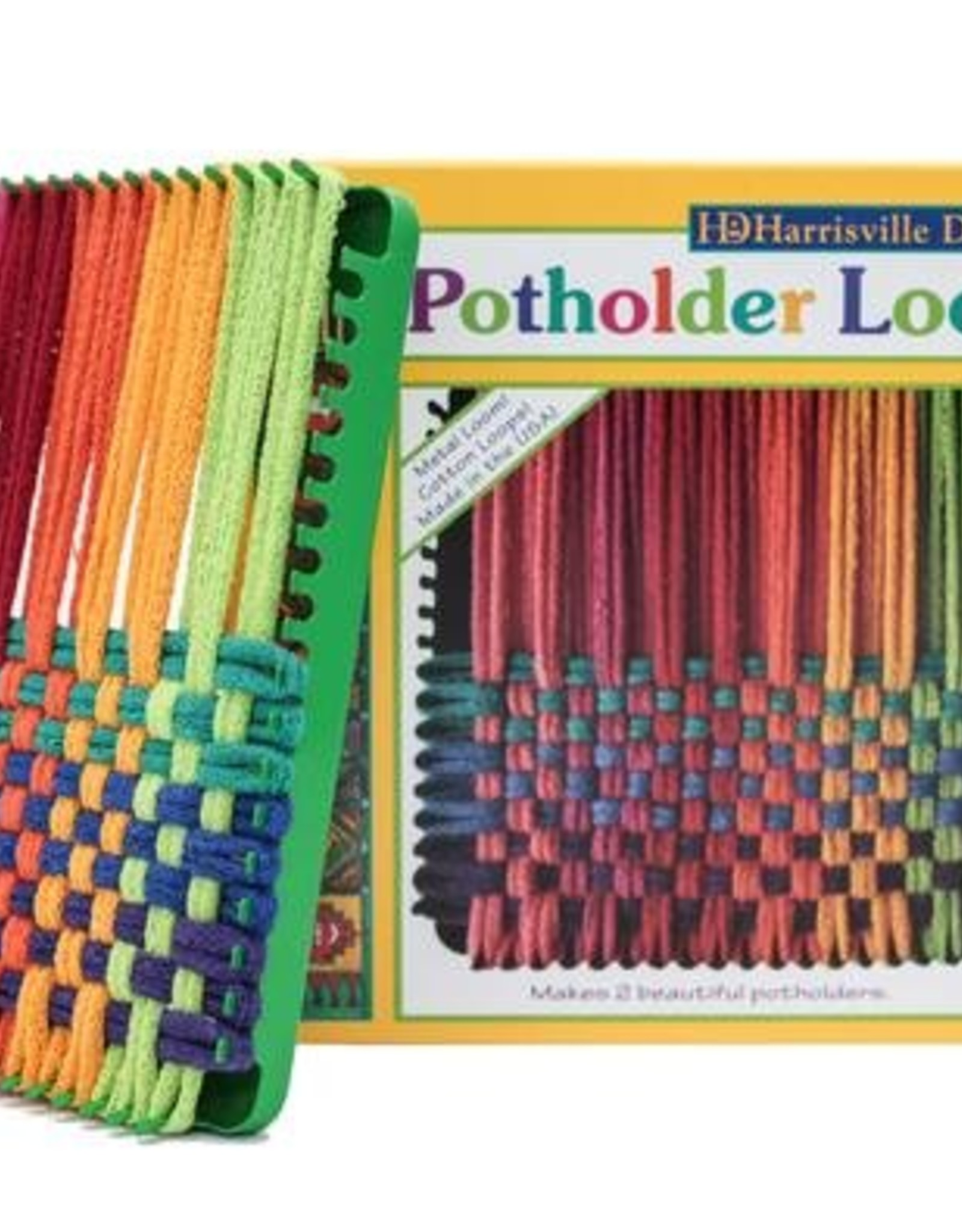 Harrisville Designs Harrisville Designs Potholder Loom