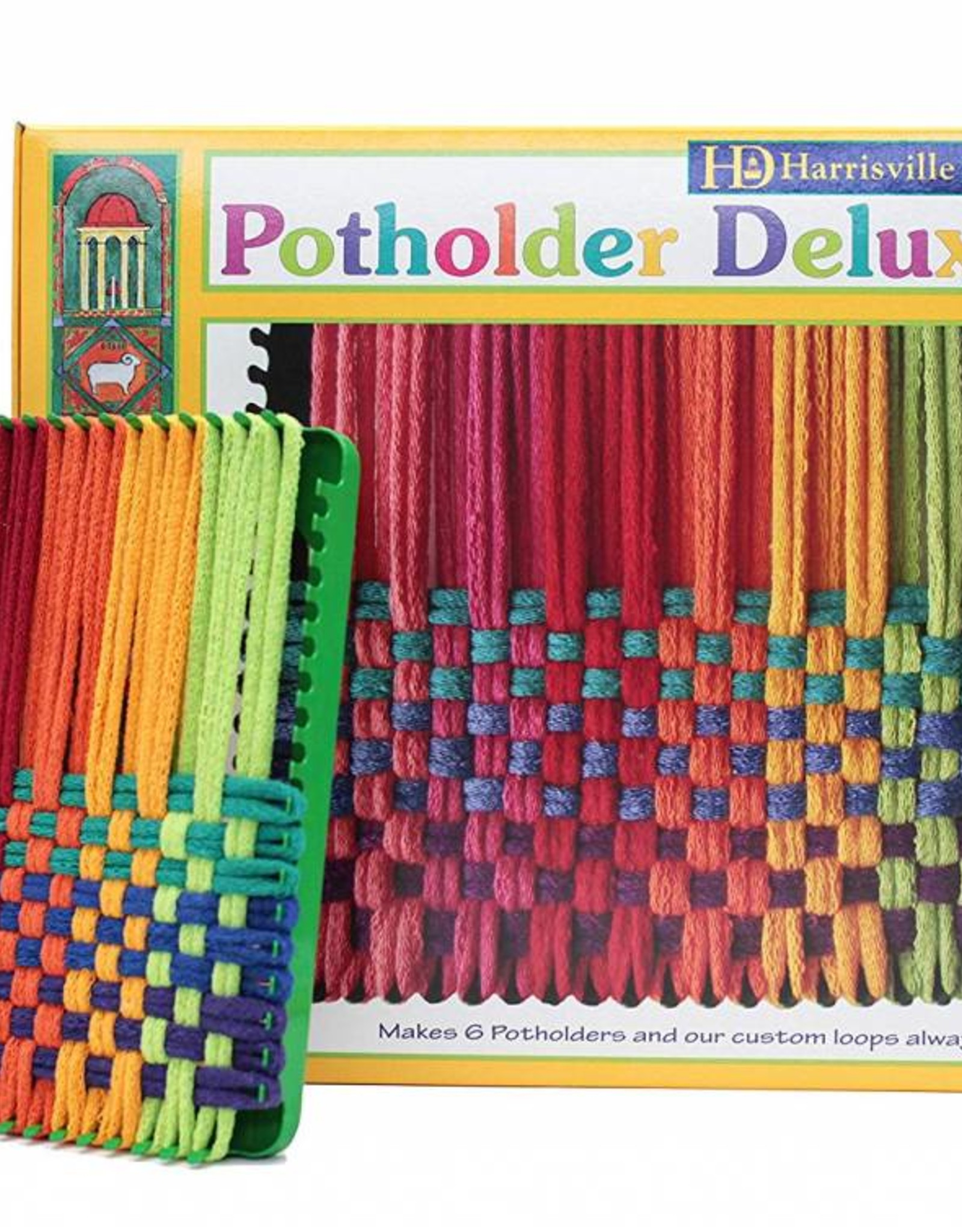 Harrisville Designs Harrisville Designs Potholder Deluxe
