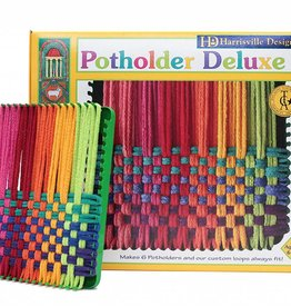Harrisville Designs Potholder Deluxe (Makes 6)