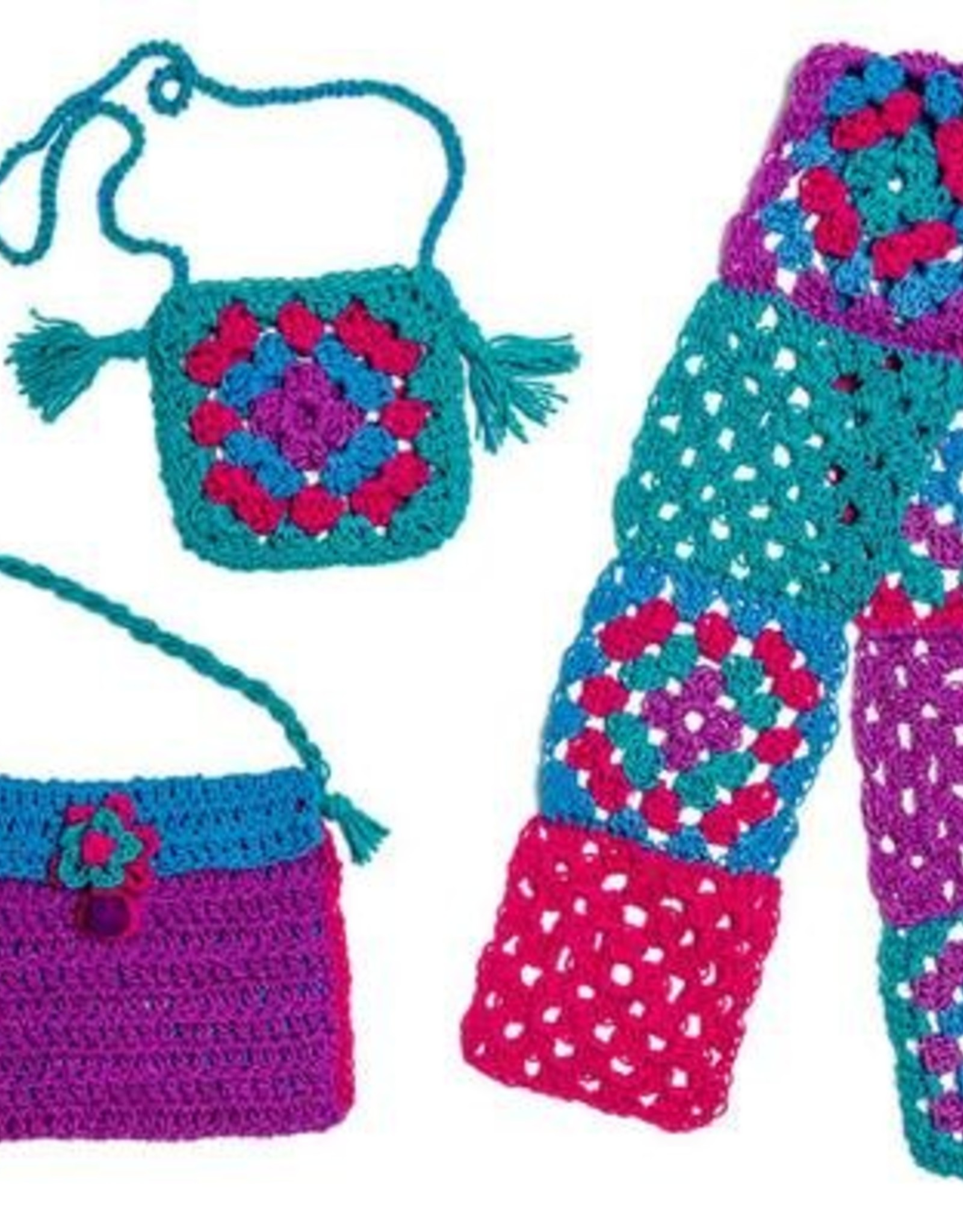 Harrisville Designs Harrisville Designs Discover Crochet for kids