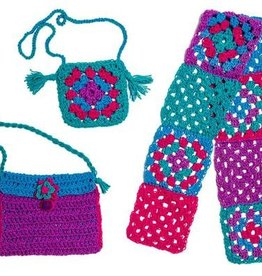 Harrisville Designs Discover Crochet for Kids