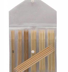 """Knitter's Pride 6"""" Bamboo DPN Socks Needle Set"""