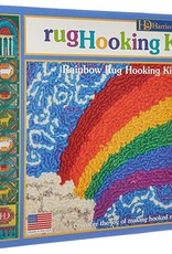 Harrisville Designs Harrisville Designs Rainbow Rug Hooking Kit