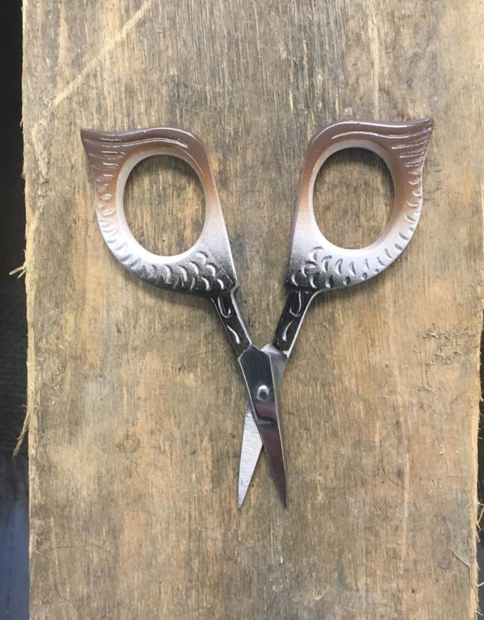 Owl Embroidery Scissors