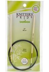 Knitter's Pride Knitter's Pride Bamboo Circular Needles