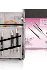 Knitter's Pride Karbonz Interchangeable Midi Set
