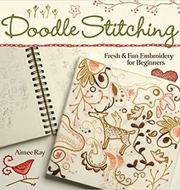 Doodle Stitching by Aimee Ray
