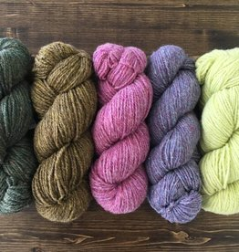 Bartlett Yarns 100% Wool Yarn - Worsted Weight