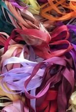 Thread Gatherer Silken Ribbon - 4mm