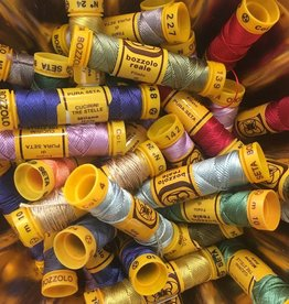 Bozollo Reale Italian Silk Embroidery Thread