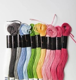 Cosmo Embroidery Floss 100 Series