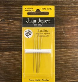 John James Needles John James Beading Needles Size 10/13