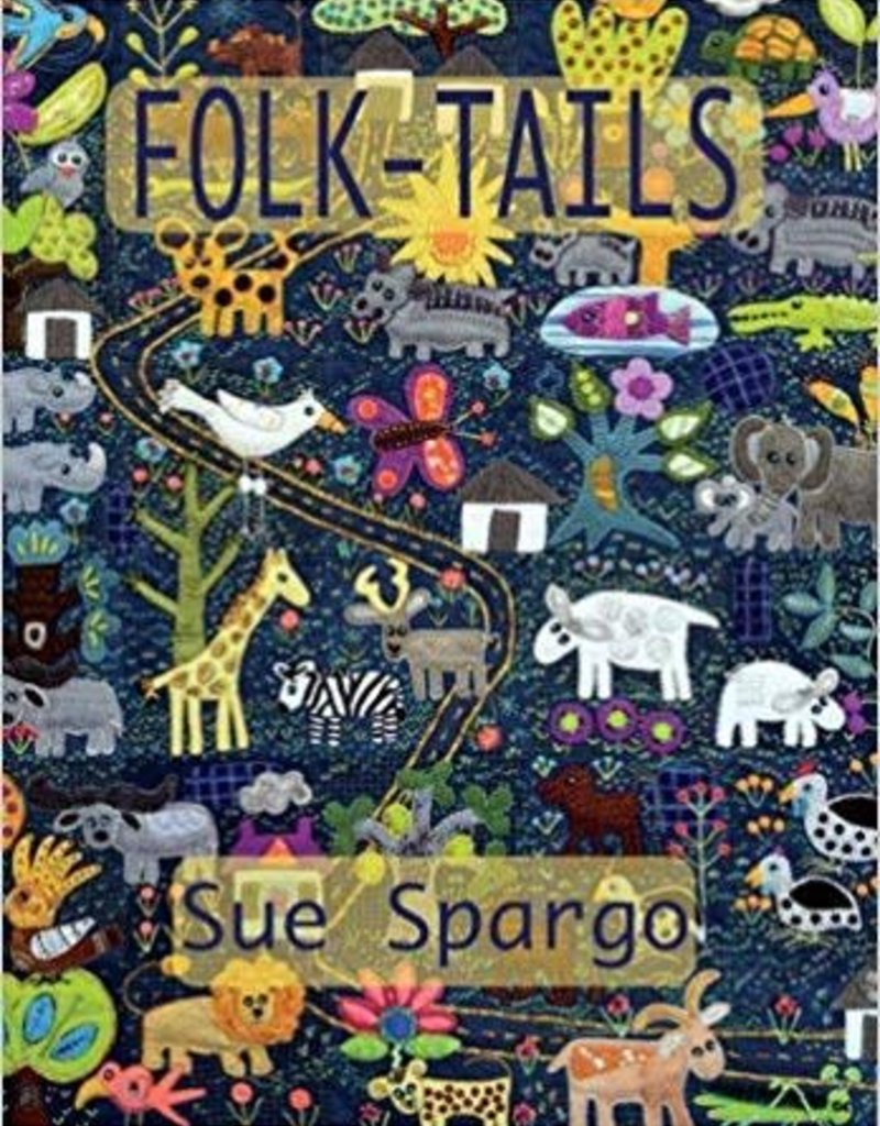 Folk-Tails by Sue Spargo