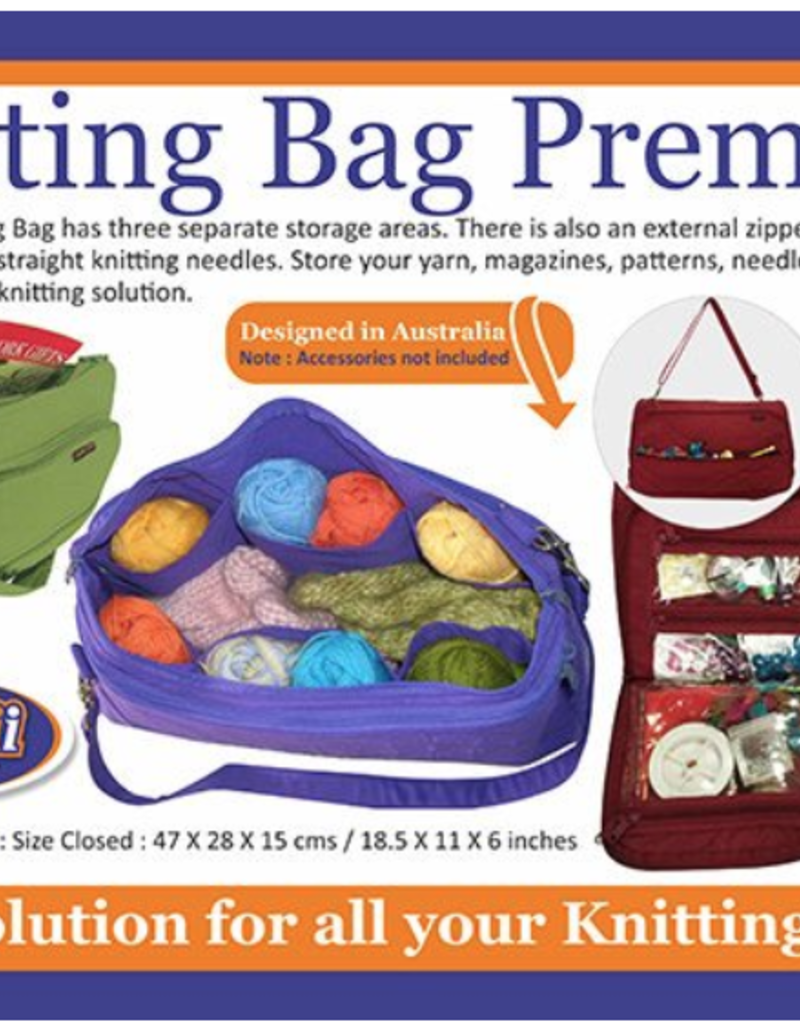 Premium Knitting Bag