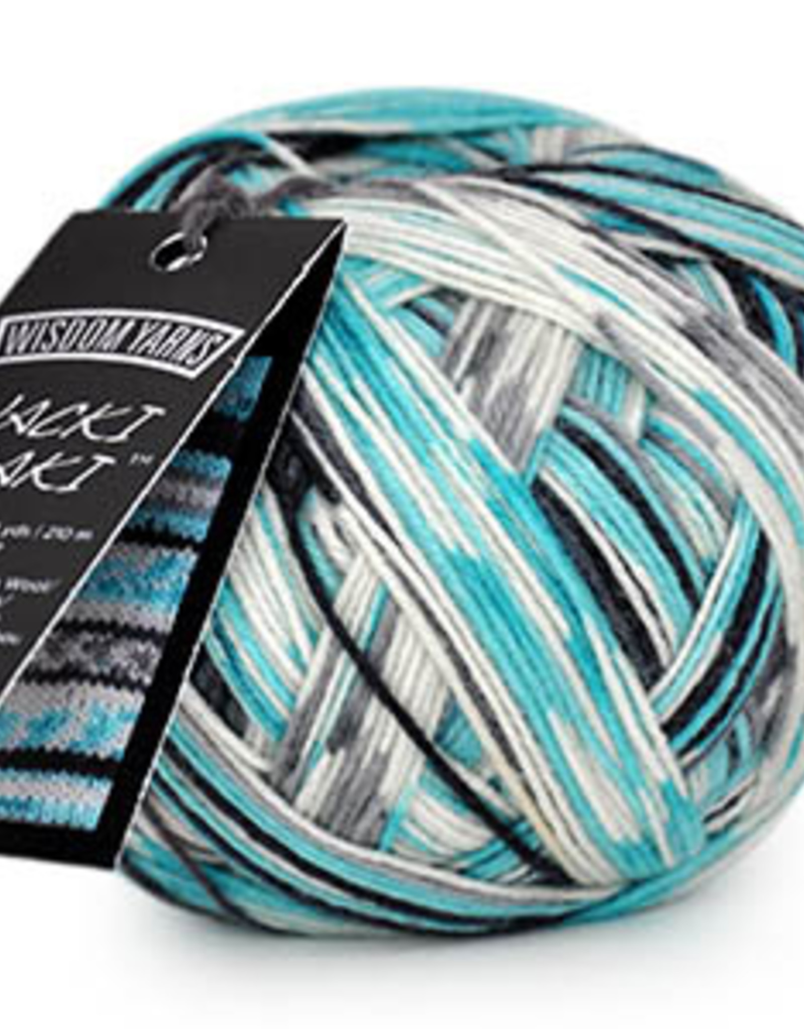 Wisdom Yarns Wacki Saki  - Lace Weight