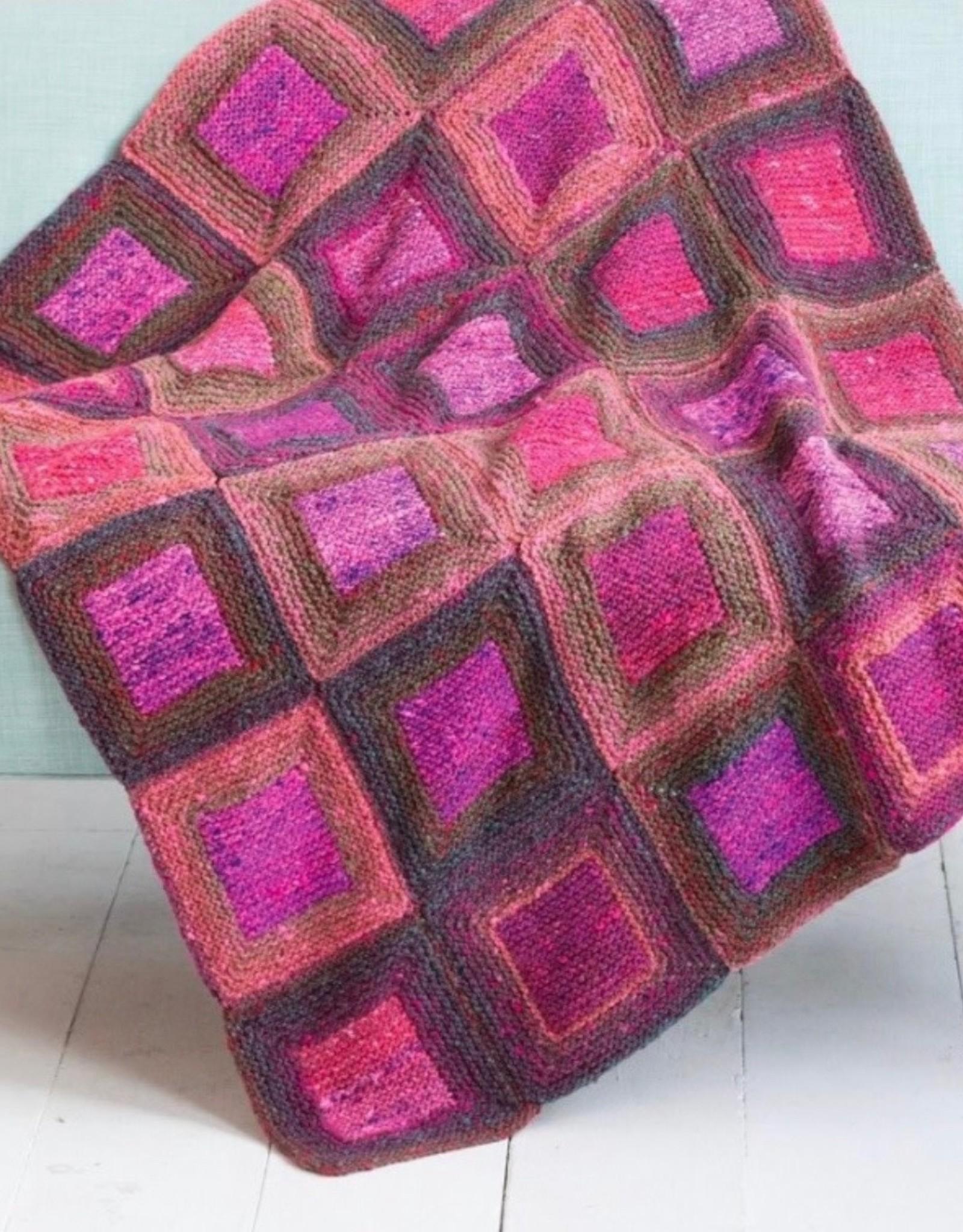 Noro Square in a Square Blanket Kit