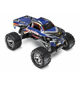TRAXXAS TRA36054-1_BLUE STAMPEDE: 1/10 SCALE MONSTER TRUCK WITH TQ 2.4GHZ RADIO SYSTEM