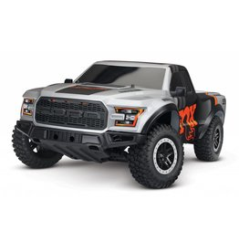 TRAXXAS TRA58094-1_FOX FORD F-150 RAPTOR: 1/10-SCALE FORD F-150 RAPTOR WITH TQ 2.4GHZ RADIO SYSTEM