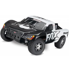 TRAXXAS TRA68086-24 SLASH 4X4 OBA TSM FOX EDITION
