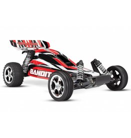 TRAXXAS TRA24054-4_RED BANDIT EXTREME SPORTS BUGGY