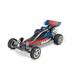 TRAXXAS TRA24054-1_BLUE BANDIT: 1/10 SCALE OFF-ROAD BUGGY WITH TQ 2.4GHZ RADIO SYSTEM