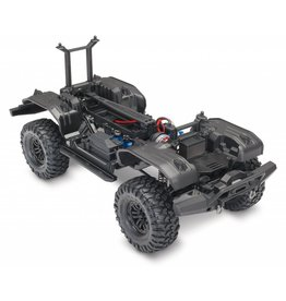 TRAXXAS TRA82016-4 TRX-4 ASSEMBLY KIT: 4WD CHASSIS WITH TQI TRAXXAS LINK ENABLED 2.4GHZ RADIO SYSTEM