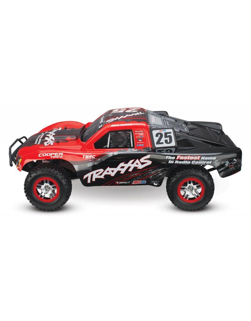 TRAXXAS TRA68086-4_MARK SLASH 4X4: 1/10 SCALE 4WD ELECTRIC SHORT COURSE  TRUCK WITH TQI TRAXXAS LINK ENABLED 2 4GHZ RADIO SYSTEM & TRAXXAS STABILITY