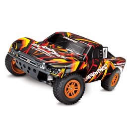 TRAXXAS TRA68054-1-ORNG SLASH 4X4 BRUSHED ORANGE