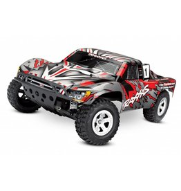 TRAXXAS TRA58024 SLASH RED: 1/10-SCALE 2WD SHORT COURSE RACING TRUCK WITH TQ 2.4GHZ RADIO SYSTEM