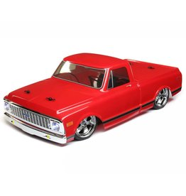 VATERRA VTR03100T2 1/10 1972 CHEVY C10 RED RTR