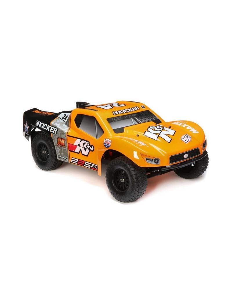 Los03013t2 1 10 22s K N Sct Bl Rtr Avc My Tobbies Toys Hobbies