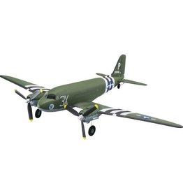 FLYZONE FLZA2330 C-47 SKYTRAIN MICRO EP RTF