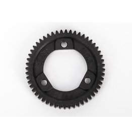 TRAXXAS TRA6843R SPUR GEAR, 52-TOOTH (0.8 METRIC PITCH, COMPATIBLE WITH 32-PITCH) (FOR CENTER DIFFERENTIAL)