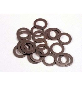 TRAXXAS TRA1985 PTFE-COATED WASHERS, 5X8X0.5MM (20) (USE WITH BALL BEARINGS)