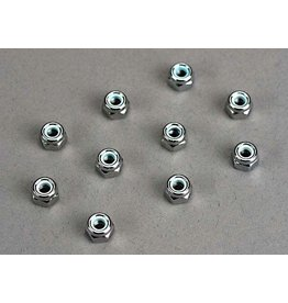 TRAXXAS TRA1747 NUTS, 4MM NYLON LOCKING (10)