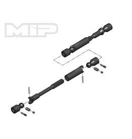MIP MIP17110 MIP HD DRIVE LINE KIT FOR TRX-4