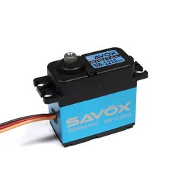SAVOX SAVSW1210SG WATERPROOF DIGITAL .13 / 444.4 @7.4V SERVO