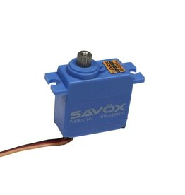 SAVOX SAVSW0250MG MICRO WATERPROOF DIGITAL .11/69 @6V SERVO