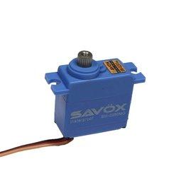 SAVOX SAVSW0250MG MICRO WATERPROOF DIGITAL .11/69 @6V SERVO